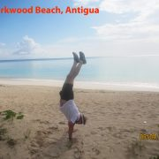 2015 ANTIGUA Darkwood Beach