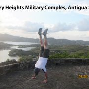 2015 Antigua Shirley Heights Military Complex