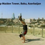2014 Azerbaijan Atop Maiden Tower