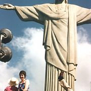 1986 Brazil Christ of Andes