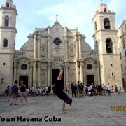2015 Cuba Old Town