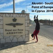 2016 Cyprus Southernmost part of Europe
