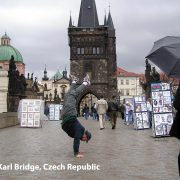 2006 Czech Republic Prague  Karl Bridge