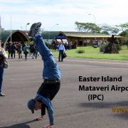 2013 Chile Easter Island IPC Airport