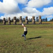 2013 Chile Easter Island MOAI 11