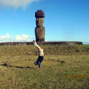 2013 Chile Easter Island Moai 9