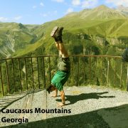 2014 Georgia Caucasus Mountains