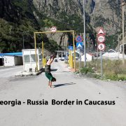 2014 Georgia-Russian Border