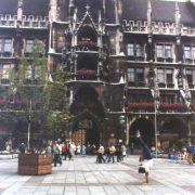 1976 Germany Munich Glockenspiel