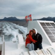 1985 Kulusuk Boating