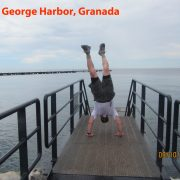 2015 GRENADA - Harbor at St george