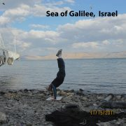 2011 Israel Sea of Gallilie 1