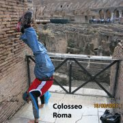 2014 Italy Colosseo