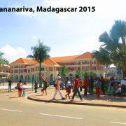 2015 Madagascar Government Offices in Antananariva