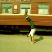 1984 USSR by Train