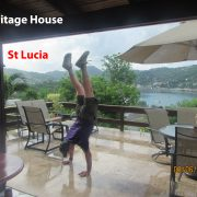 2015 St Lucia Heritage House