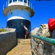 2015 South Afirca Cape Point Lighthouse