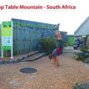 2015 South Africa Table Mt top