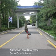 2014 SOUTH KOREA World TKD HQ Entrance