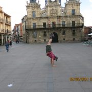 2014 SPAIN Astorga