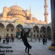 2016 Turkey Blue Mosque Istanbul