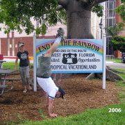 2006 USA Florida Handstand Rte 1end