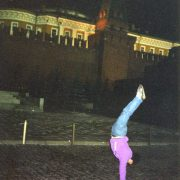 1993 Russia Moscow Kremlin