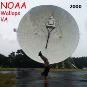 2000 USA Virginia NOAA Wallops