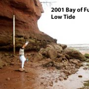 2001 Canada Bay of Fundy Low Tide (2)
