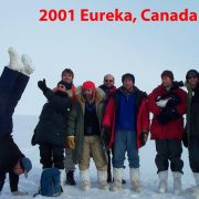 2001 North Pole Team
