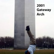 2001 USA Missouri Gateway Arch St Louis