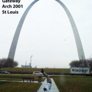 2001 USA Missouri St Louis Arch