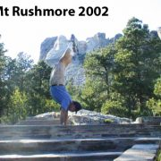 2002  USA South Dakota Mt Rushmore