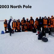 2003 North Pole