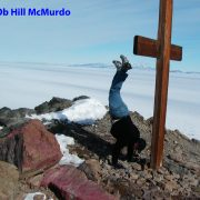 2005 Antarctica Ob Hill Cross