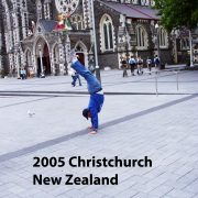 2005 New Zealand Christchurch Cathedral