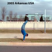 2005 USA Arkansas Clinton Library
