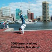 2005 USA Maryland Inner Harbor Baltimore