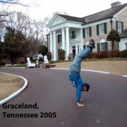 2005 USA Tennessee Graceland