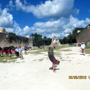 2012 Mexico Chichen Itza Ball Court 01