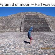 2012 MEXICO Pyramid of Moon