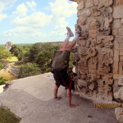 2012 Mexico Uxmal Atop