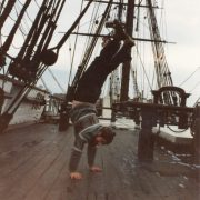 1988-USA-Maryland-USS-Constitution-1