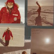 35 Midnight Sun at South Pole