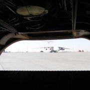 Chinook Rear view 01