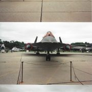 1994 SR-71 at Offutt AFB