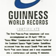 Line 71A Guinness Record