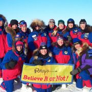 2001 WomenQuest Team @ North Pole