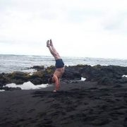 2006BlackSandBeachHawaii